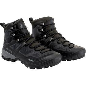 Mammut Ducan High GTX Shoes Herr black-black
